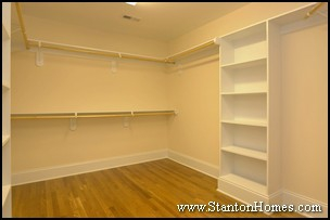 Master Closet Designs new home building and design blog | home building tips | master