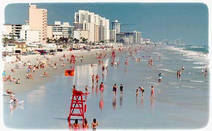 photo of daytona beach fl