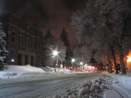 Bozeman Street Lights