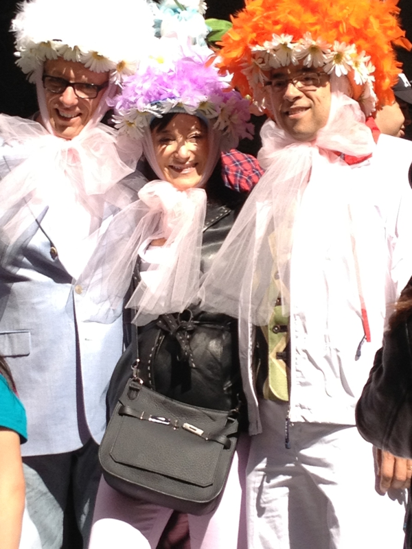 Fifth Avenue Easter Sunday 2012
