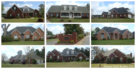 Homes for sale in the bellmeade subdivision in warner for Home builders in warner robins ga