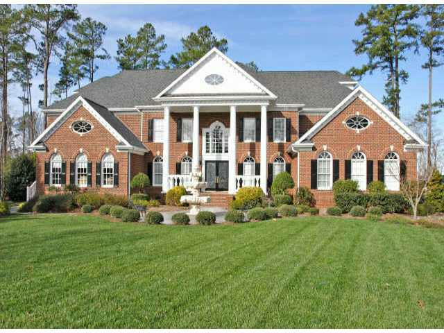 Land ho homes for sale in the raleigh cary apex area for Carolina house raleigh nc
