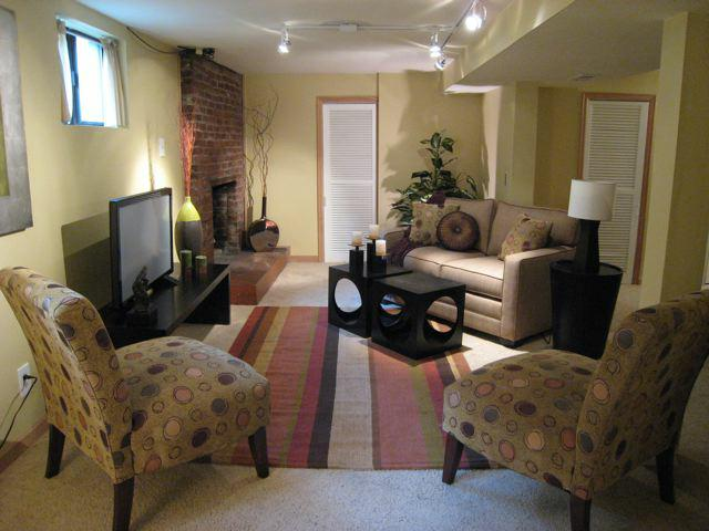 From Dungeon to Den ... a Home Staging Transformation