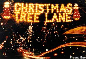 Christmas Tree Lane Fresno.Christmas Tree Lane Fresno Ca