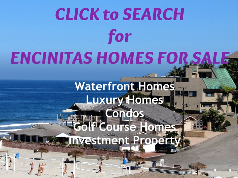 Encinitas Homes for Sale in California