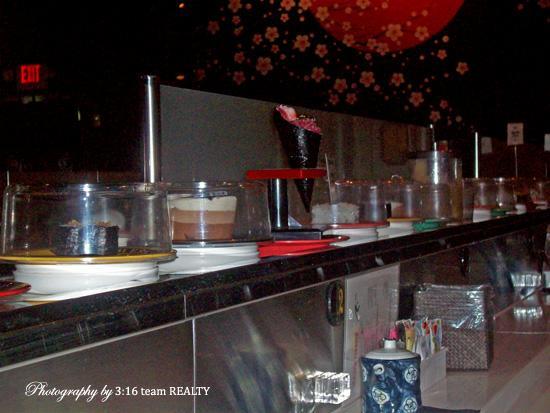 Sushi Envy - Sushi on conveyor belt in Plano TX