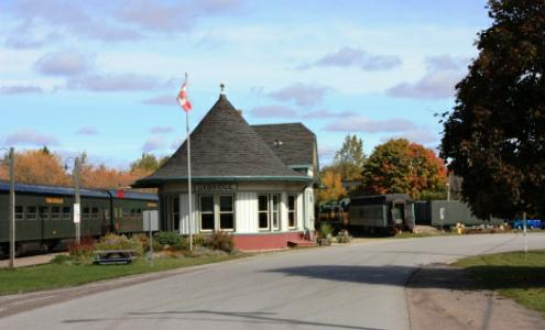 History and Heritage - Uxbridge Ontario - The York Durham Heritage Railway