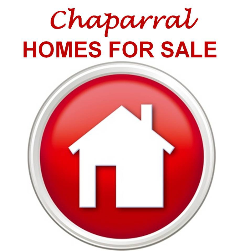 Chaparral Homes for sale