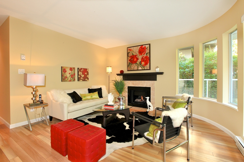 North Vancouver Home Staging-After Photos
