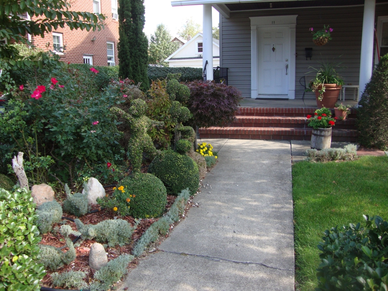 feng shui front yard with feng shui design