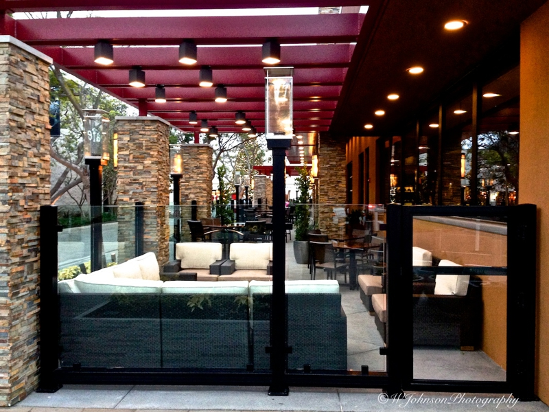 Outdoor Areas For Restaurants In Southern California Are