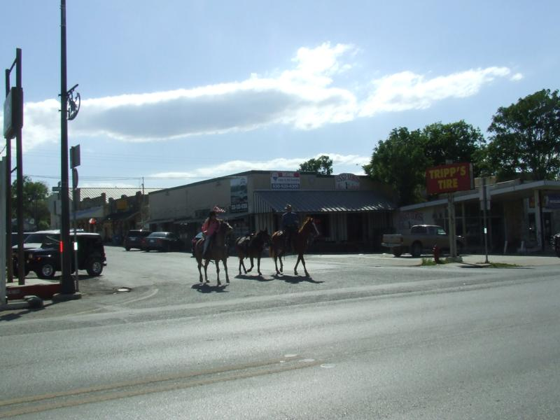 Downtown Bandera