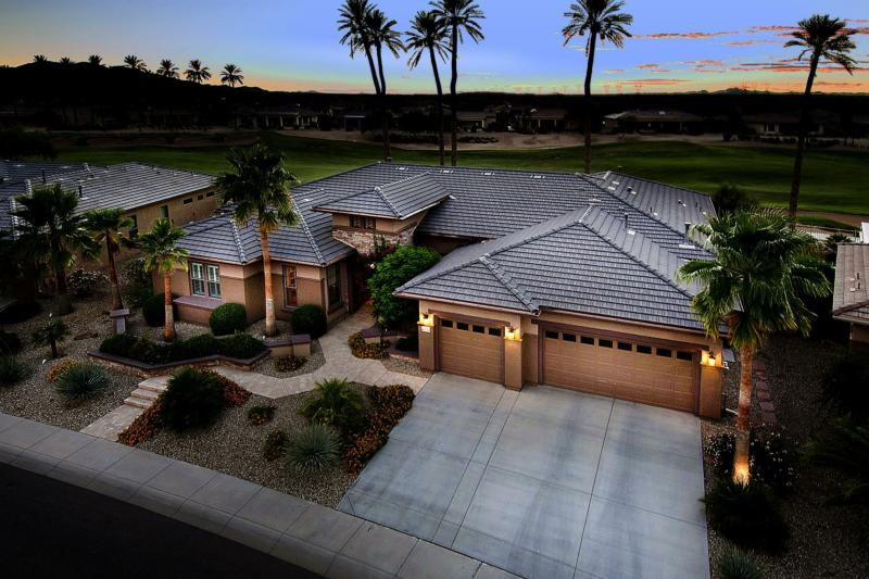 Sun city grand surprise arizona cimarron golf course homes for sale for 4 bedroom houses for sale in phoenix az