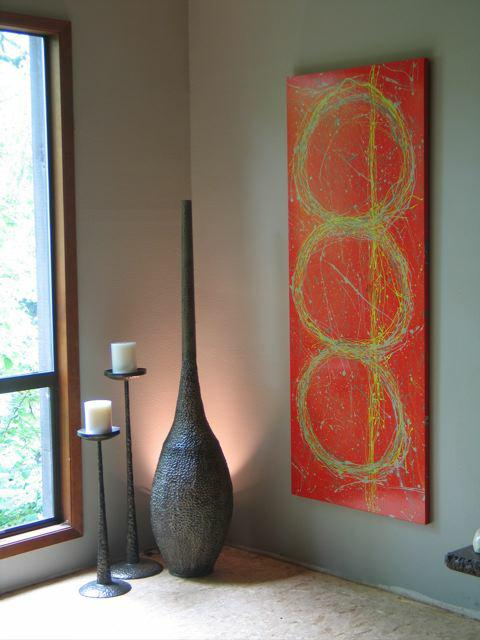 Pangaea Interior Design's original art