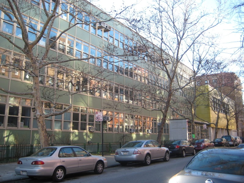 Greenwich Village schools - P.S. 41 and P.S. 3