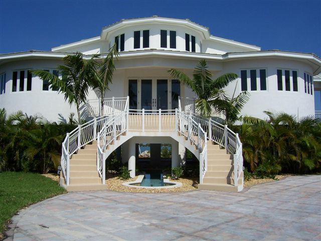 Auction on duck key sept 15th 2pm luxury estate for Stilt homes for sale