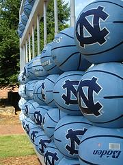 NC Known For Basketball