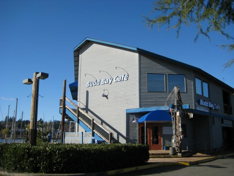 Budd Bay Cafe, Olympia