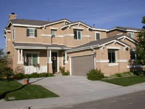 River Ranch gated community in Oceanside CA KB Homes and Fieldstone