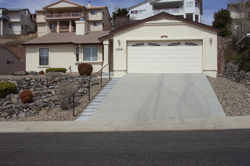 Immaculate 3 bed 2 bath one level home in prescott az for House cleaning prescott az