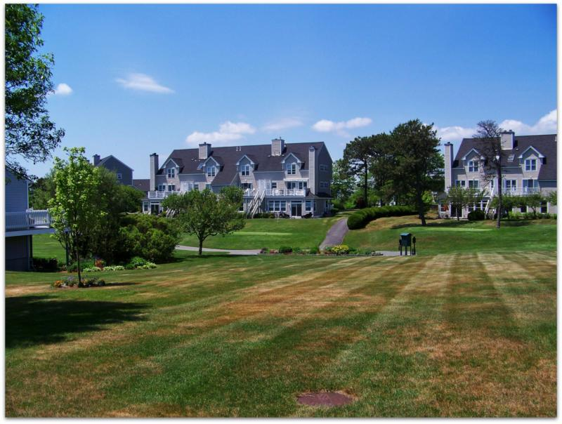 White Cliffs Country Club Condominiums by Judy Jennings
