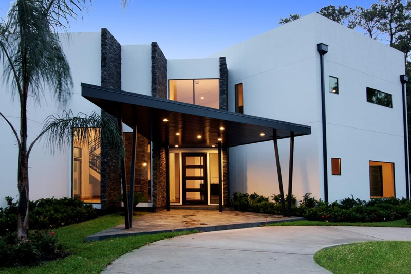 Front Elevation Modern House