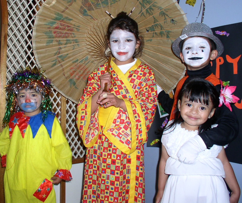 Places to Trick or Treat in San Diego CA for Halloween 2012