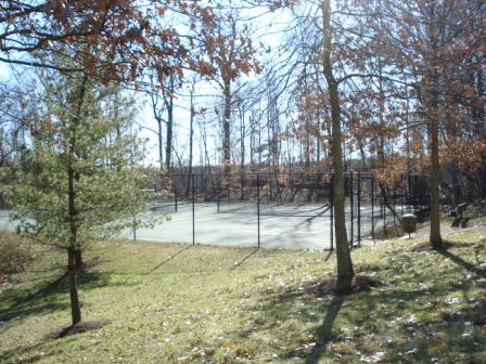 Springfield Oaks Tennis Courts