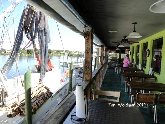 Rusty Bellies Waterfront Grill On Sponge Docks In Tarpon