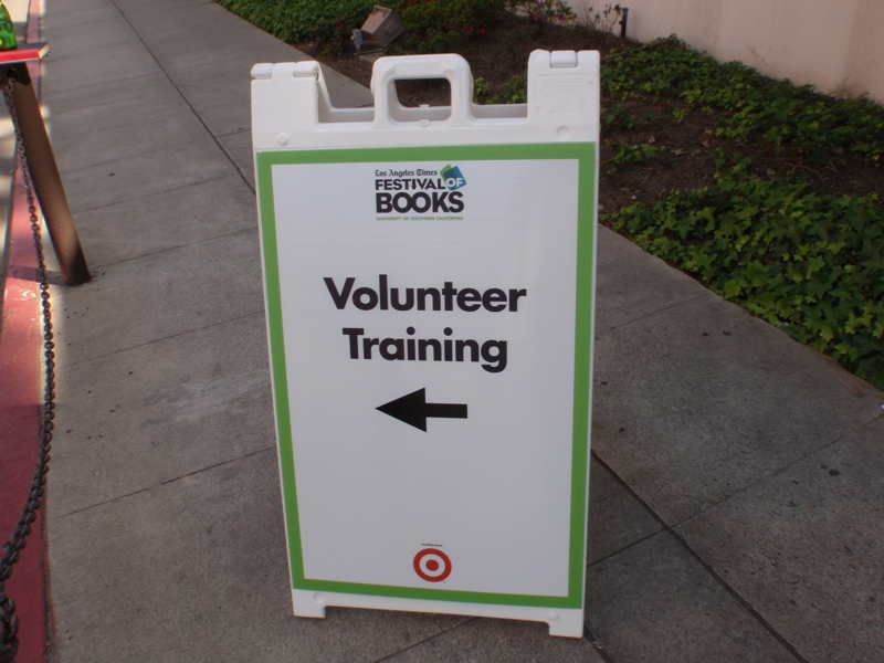 The Volunteer Parking area(USC)