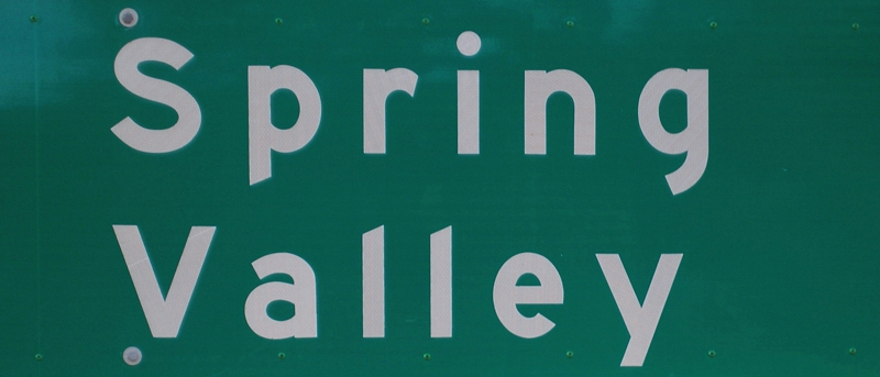 Spring Valley...Lake County, Ca