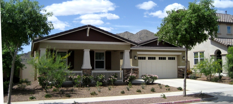 Verrado homes in buckeye az home review for Verrado home builders