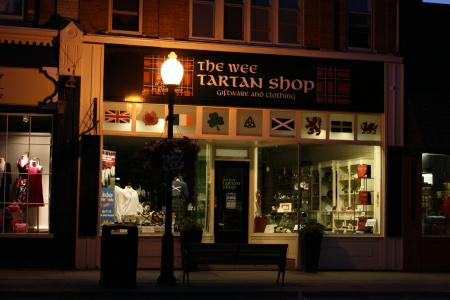 Downtown Whitby Clothing Stores