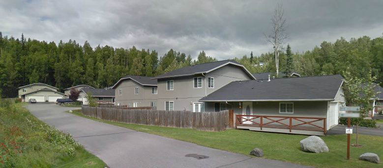 Rivers Edge Condos in Eagle River AK