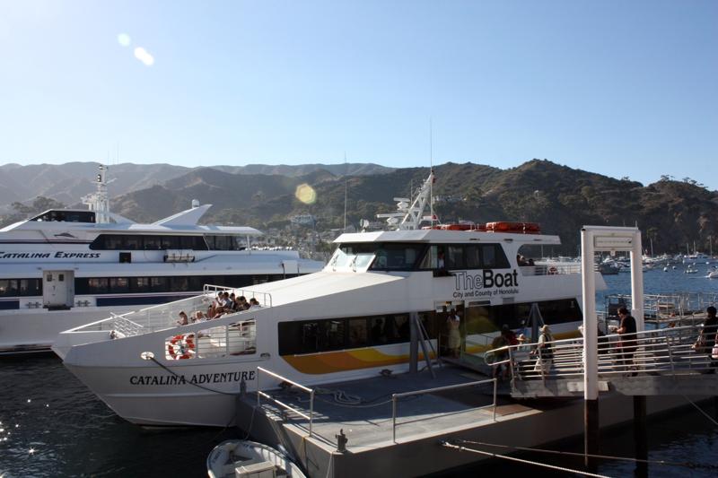 Catalina Adventure