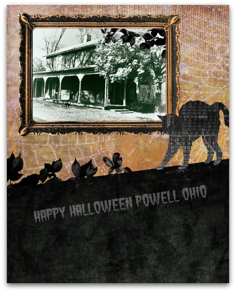 Happy Halloween Powell Ohio