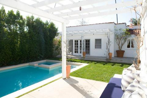 For sale stunning renovated spanish charmer pool home in for Los angeles homes for sale with pool