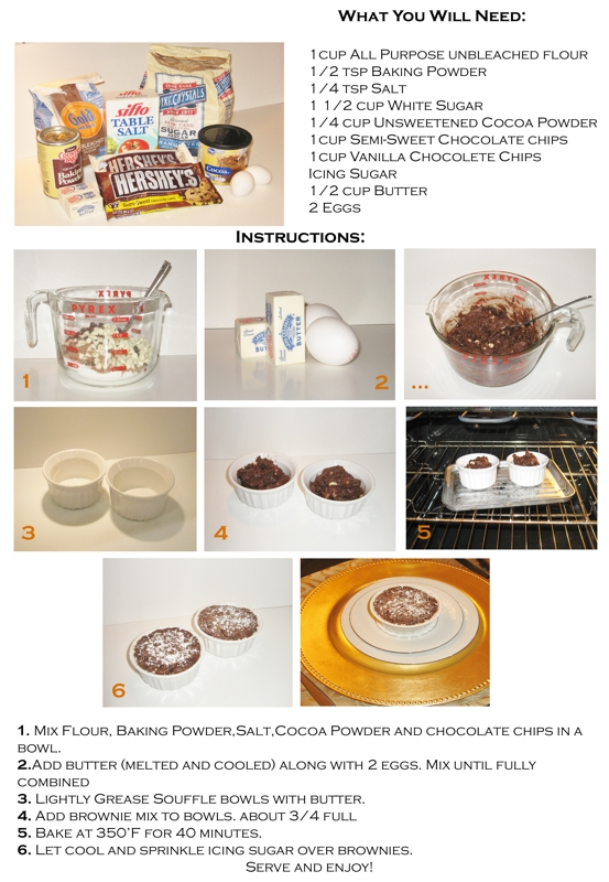 Design2sell kristine brownies