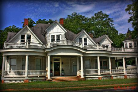 Historic homes abound in Bishop, GA and surrounding Oconee County, GA - from Michelle DeRepentigny, Broker of Success Realty