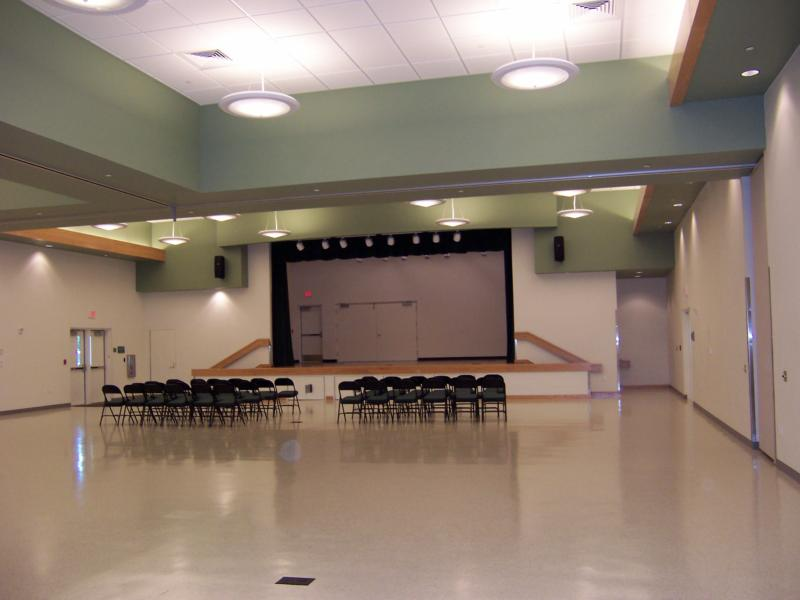 Community Center-Assembly Hall