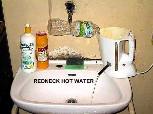 Redneck Appliances