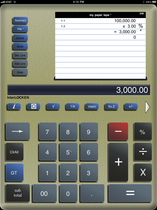 Great Ipad Calculator That You Must Check Out