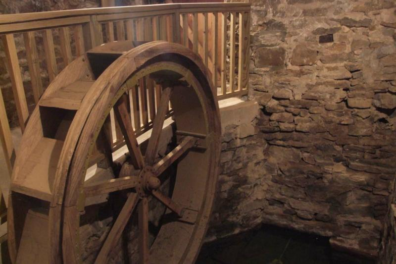Historic Grist Mill In Williams Township Northampton County