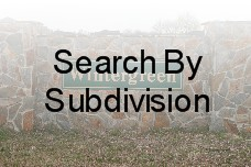 Search By Sudivision Homes for Sale