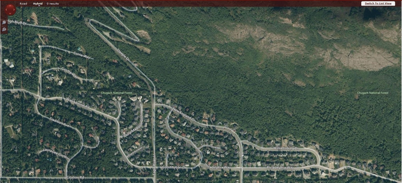 Heritage Estates homes in Eagle River AK