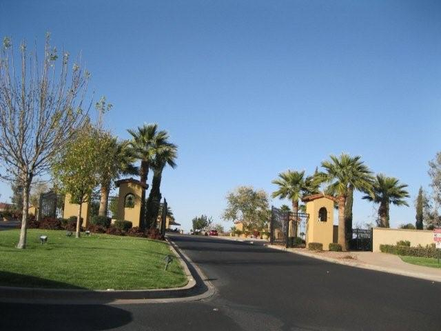 Sun City West AZ gated community Corte Bella
