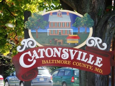 Residential Home Resale Statistics for Catonsville, MD — January 2012