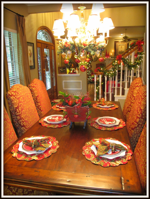 Alvin Christmas Home Tour