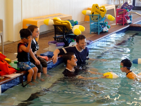 Emler Best Swim School in Frisco TX