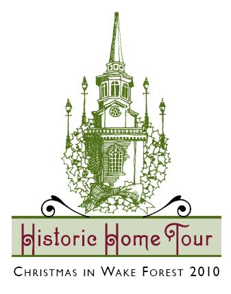 Wake Forest Historic Home Tour